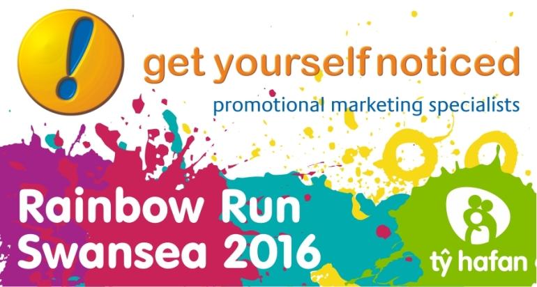 Rainbow run 2016